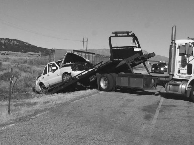 Amber Alert investigation ends with chase, crash